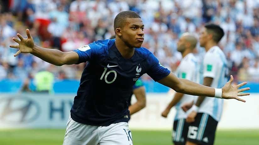 El delantero francés que marcó dos goles a Argentina renuncia a los premios económicos en el Mundial