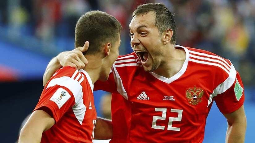 """Artem Dzyuba: Los jugadores rusos debemos """"morir"""" en el campo en el partido contra España"""