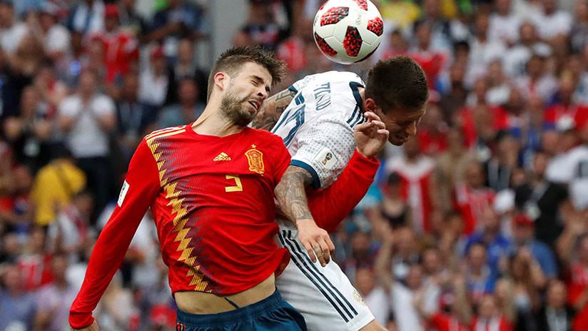 España y Rusia se van a los penaltis tras una prórroga sin goles