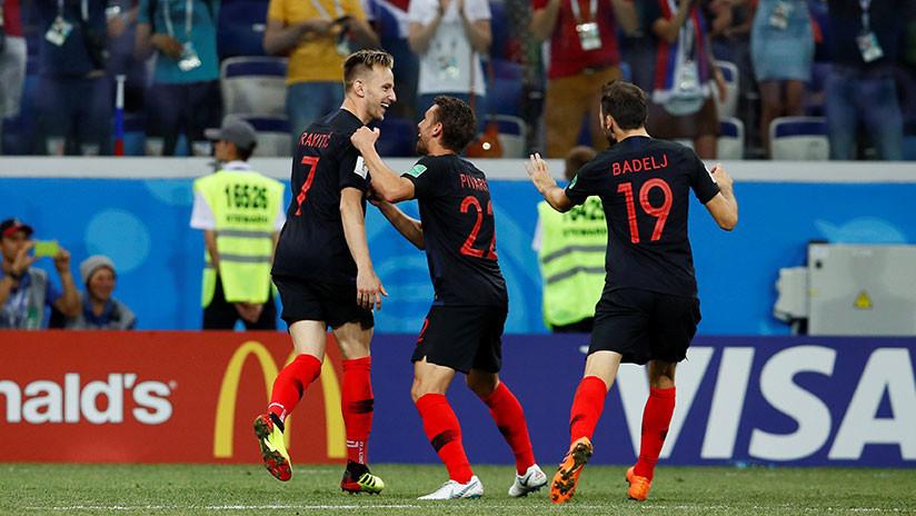 Croacia gana a Dinamarca por penaltis y se cruzará con Rusia en cuartos de final