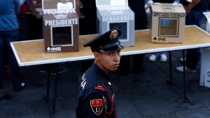 Matan a una persona durante la jornada electoral en México