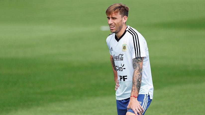 Biglia renuncia a la selección argentina tras la caída de la 'Albiceleste' en Rusia: