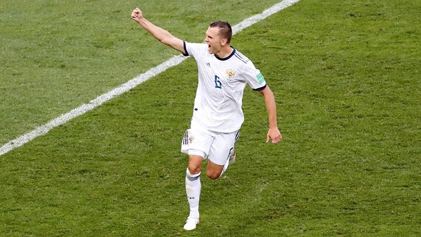"""Chéryshev tras el triunfo ruso en los octavos: """"Contra España no puedes salir a jugarle de tú a tú"""""""