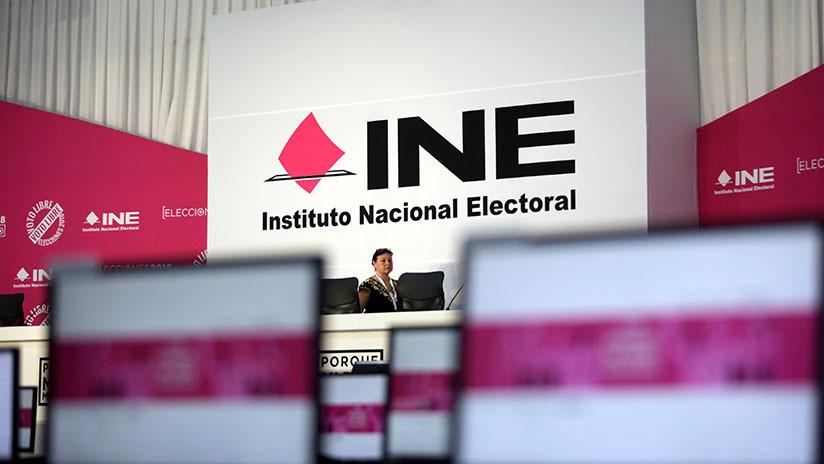 """""""Se registró una votación masiva"""" en las elecciones en México, según la autoridad electoral"""
