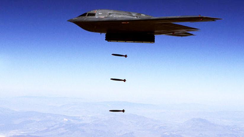 EE.UU. prueba su bomba termonuclear B61-12 desde un bombardero B-2