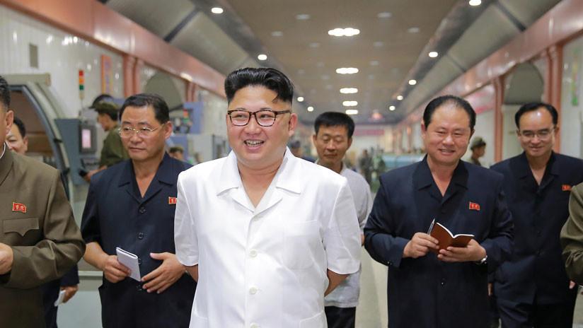 VIDEO: Kim Jong-un utiliza un automóvil ruso durante sus viajes por Corea del Norte