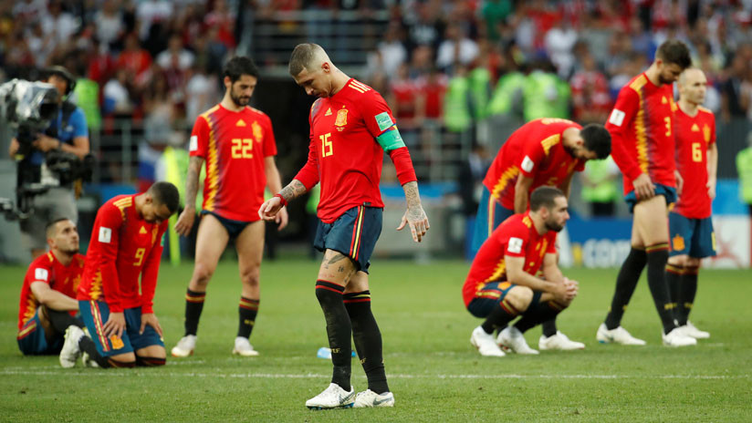 ¿España no tenía oportunidad ante Rusia por una 'maldición' que pesa sobre su selección?