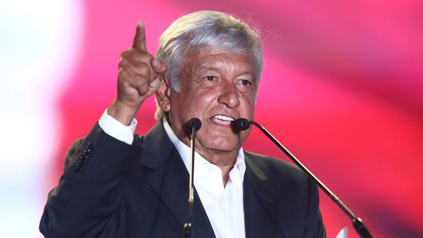 """López Obrador propone un plan para """"reducir la migración"""" en su conversación telefónica con Trump"""