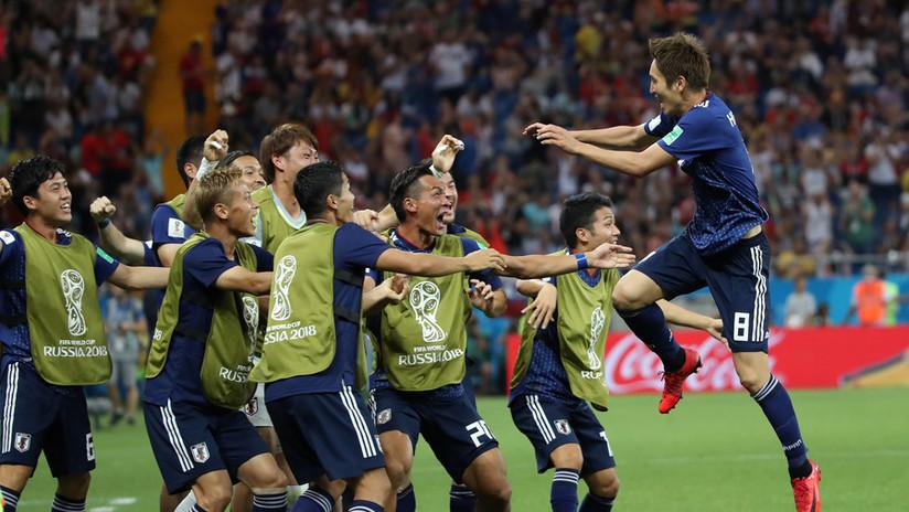 La Red explota en animes para celebrar la ventaja inicial de la selección japonesa ante Bélgica