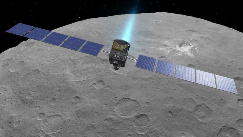 Nave espacial envía fotos de planeta enano Ceres