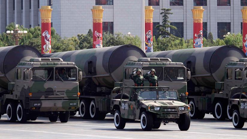 280 ojivas y en aumento: Expertos de EE.UU. evalúan el arsenal nuclear de China