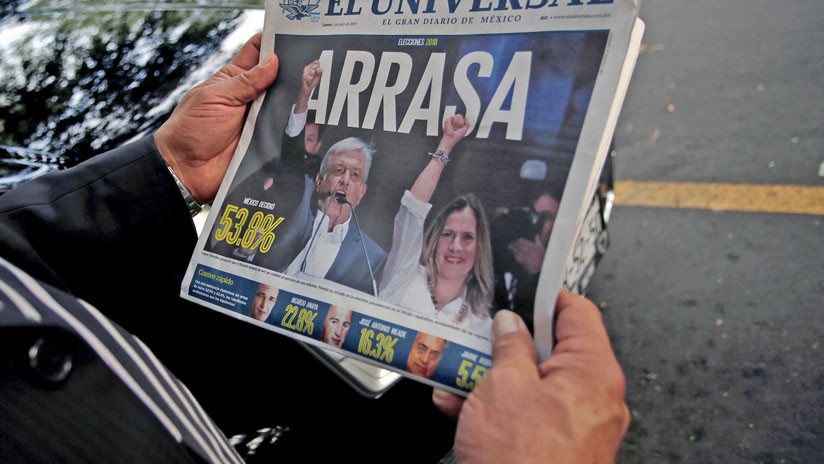 López Obrador es el presidente más votado en la historia reciente de México