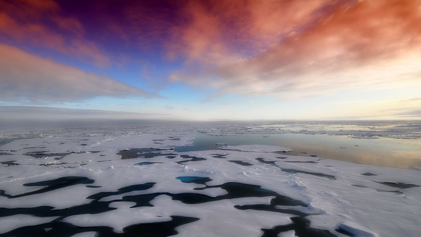 Científicos descubren la causa del primer calentamiento global y la primera extinción en la Tierra