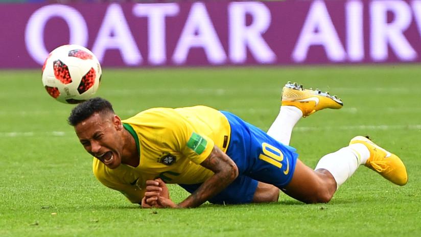 """""""Si Neymar fuera una rata"""": Un video se hace viral al burlarse del delantero brasileño"""