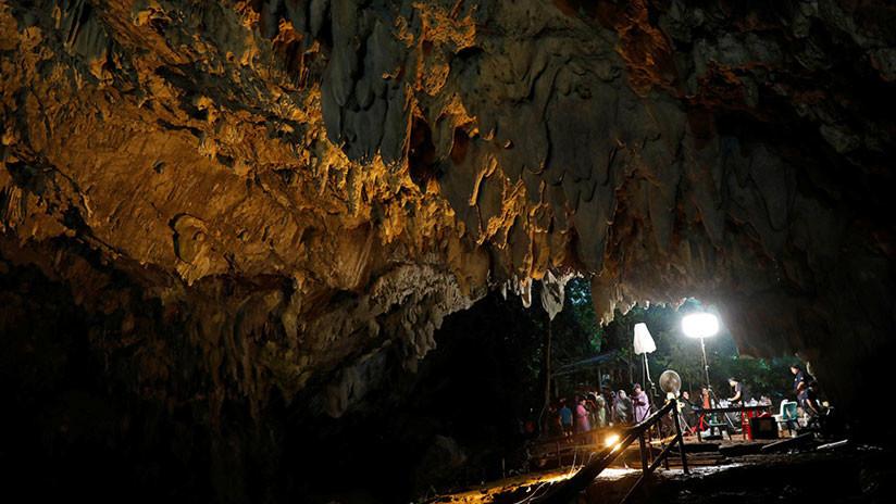 Los niños atrapados en la cueva tailandesa pueden correr más peligro de lo que se creía