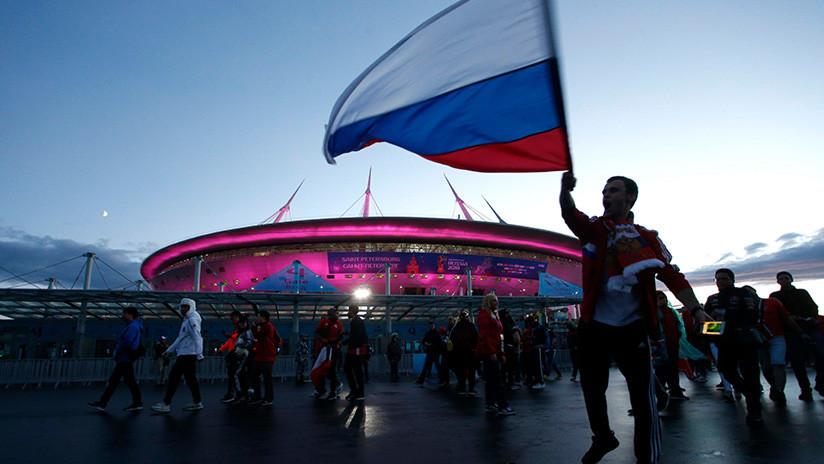 Tatuarse o salir desnudo a la calle: Promesas que rusos cumplen tras vencer a España en el Mundial