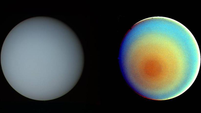 """""""Colisión catastrófica"""": Un astro más grande que la Tierra pudo cambiar para siempre a Urano (VIDEO)"""
