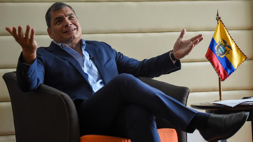 ¿Qué es el 'caso Balda', por el que han ordenado prisión preventiva contra el expresidente Correa?