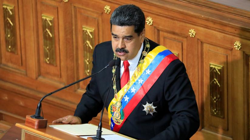 """Maduro: """"Una intervención militar de EE.UU. jamás solucionará los problemas de Venezuela"""""""