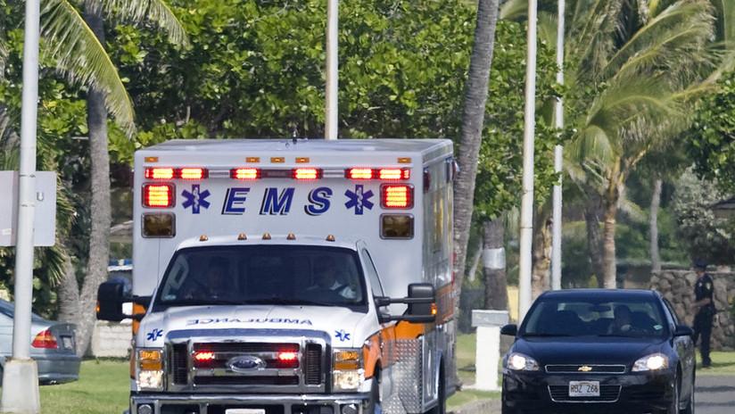 """VIDEO: Mujer con grave herida ruega que no llamen a ambulancia por """"no poder pagarlo"""" en EE.UU."""