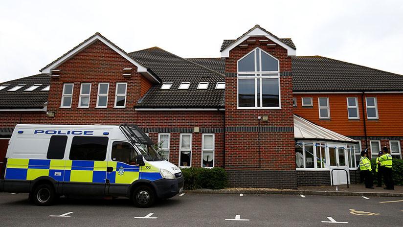 Reino Unido: La Policía no considera un ataque el nuevo caso de intoxicación con Novichok