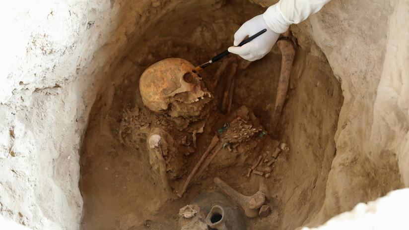 FOTOS, VIDEO: Hallan momias de la nobleza inca en el Valle de las Pirámides de Perú