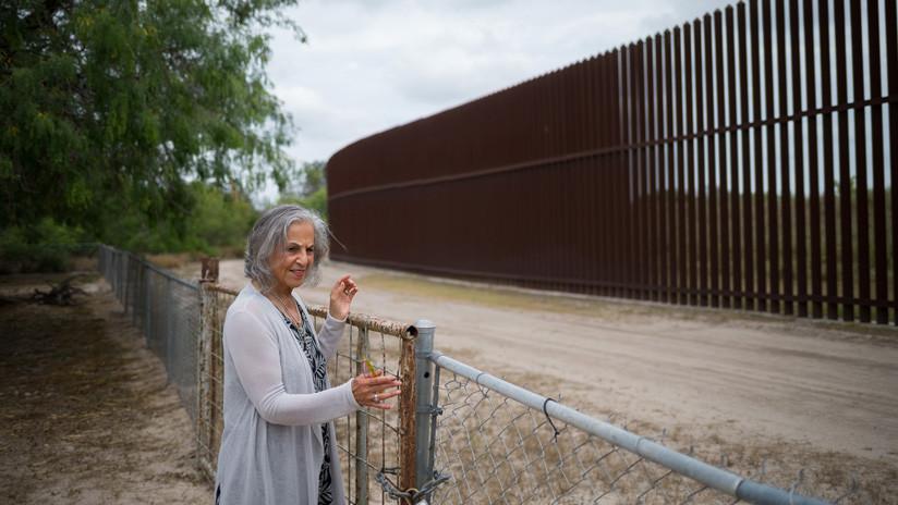 La mujer que tiene la llave del muro fronterizo de EE.UU. con México