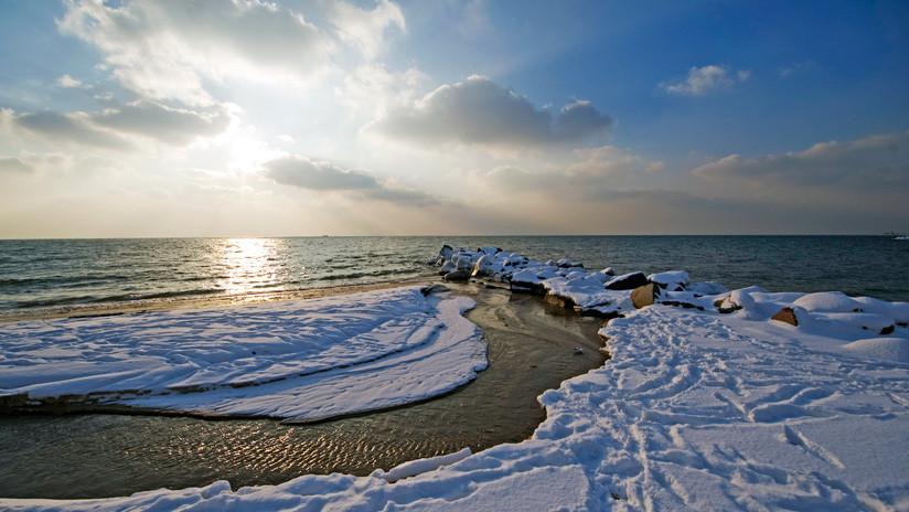 La 'zona muerta' del mar Báltico ha alcanzado un tamaño sin precedentes en 1.500 años