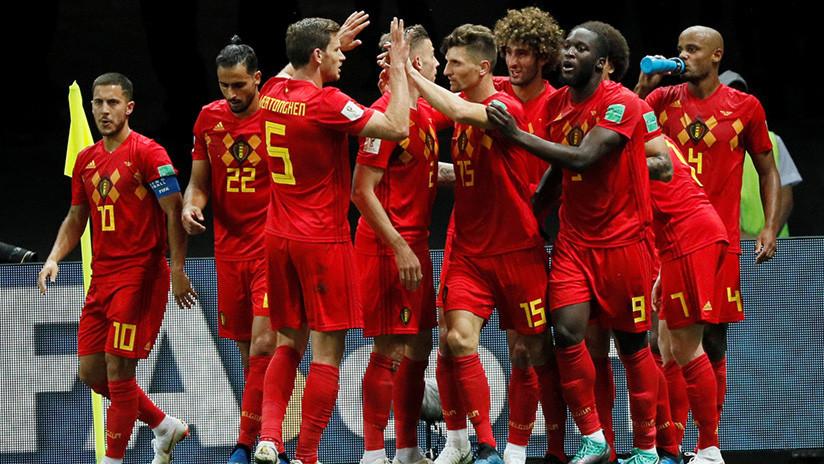 Bélgica vence a Brasil en los cuartos de final del Mundial Rusia 2018