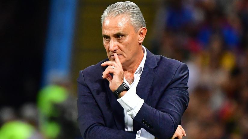 """Tite: """"La eliminación de Brasil del Mundial es el momento más difícil en mis 30 años de carrera"""""""