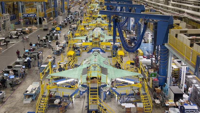 Ministra de Defensa de Italia: Roma no comprará más aviones de combate F-35 a EE.UU.