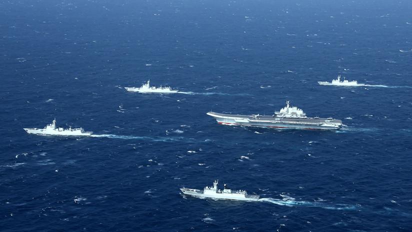 """Informe filtrado: China planea reformar su Ejército para poder """"ganar una guerra"""" y superar a EE.UU."""