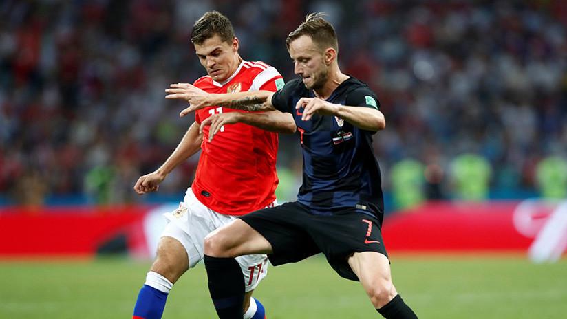 MINUTO a MINUTO: Croacia vence a Rusia en penales y avanza a las semifinales del Mundial