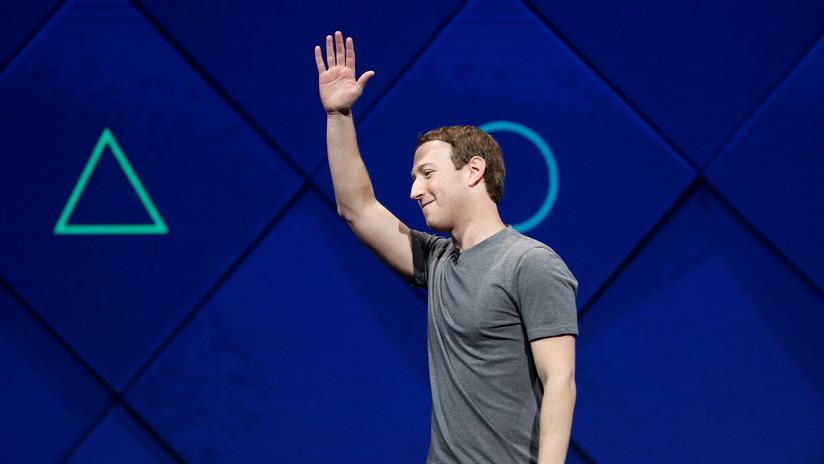 Mark Zuckerberg ahora es la tercera persona más rica del mundo