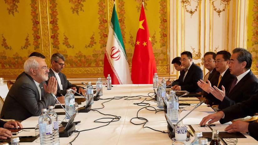 Canciller iraní: Obramos responsablemente al no salir del acuerdo nuclear tras la retirada de EE.UU.