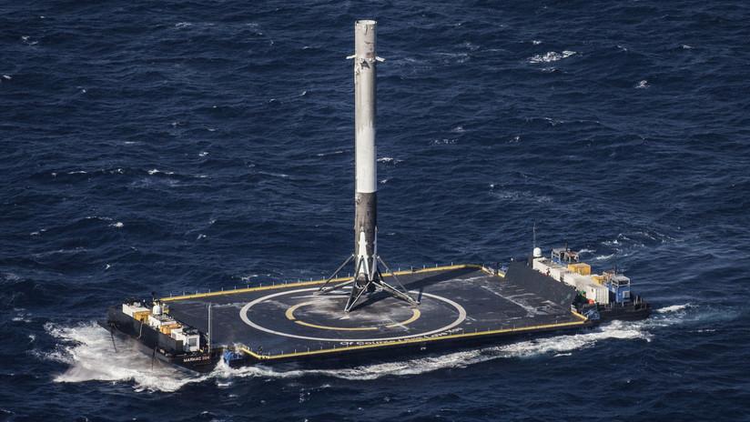 Musk propone salvar a los niños tailandeses con un 'mini submarino' creado con piezas del Falcon 9
