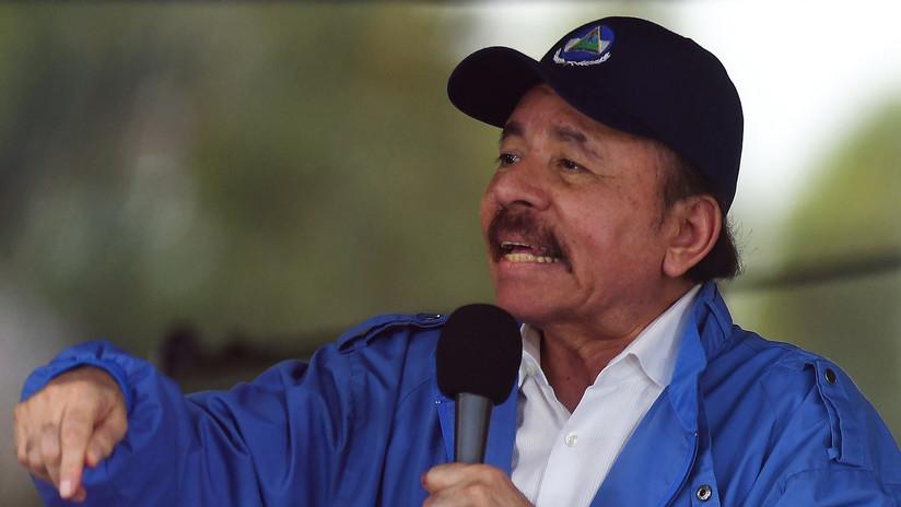 """Daniel Ortega: """"Aquí las reglas las pone la Constitución a través del pueblo"""""""
