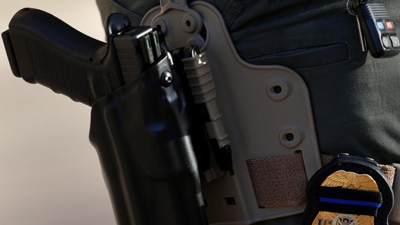 VIDEO: Policía trata de dispersar a varios niños con una pistola en EE.UU.