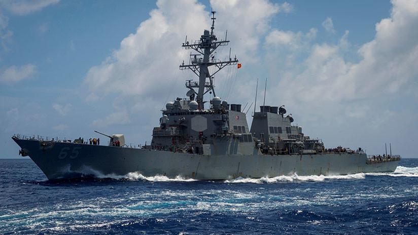 """China insta a EE.UU. a """"no socavar la estabilidad y la paz a ambos lados del estrecho de Taiwán"""""""