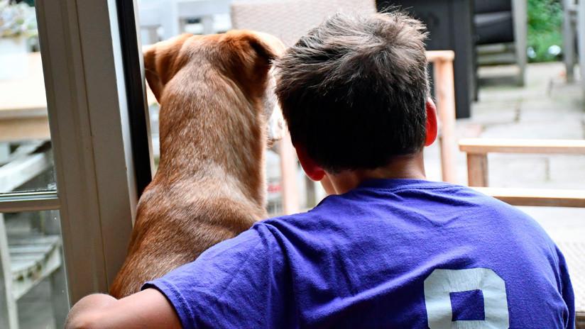 Madre se burla de hijo discapacitado y lo hace comer comida para perro — YouTube