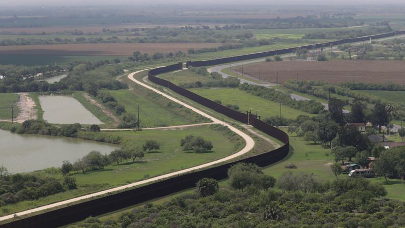 EE.UU. inspecciona territorios de Texas para construir su muro en la frontera con México