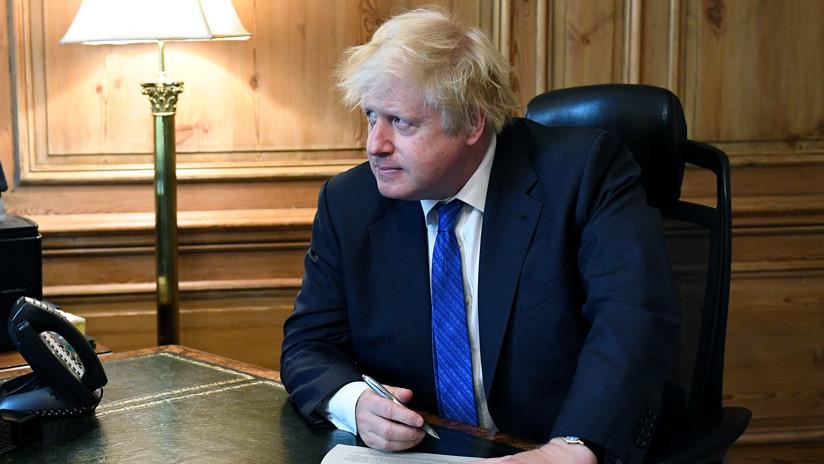 "Boris Johnson: ""Vamos rumbo hacia el estatus de colonia de la UE"""