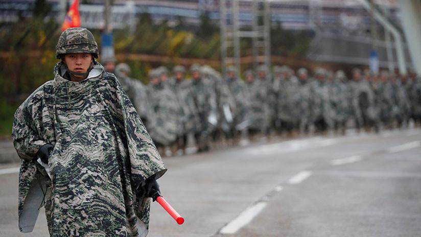 Corea del Sur suspende su ejercicio de defensa anual en medio de las conversaciones con el Norte