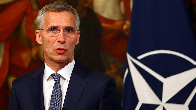 """Stoltenberg: """"La OTAN no ve una amenaza inminente en Rusia ni busca un enfrentamiento"""""""