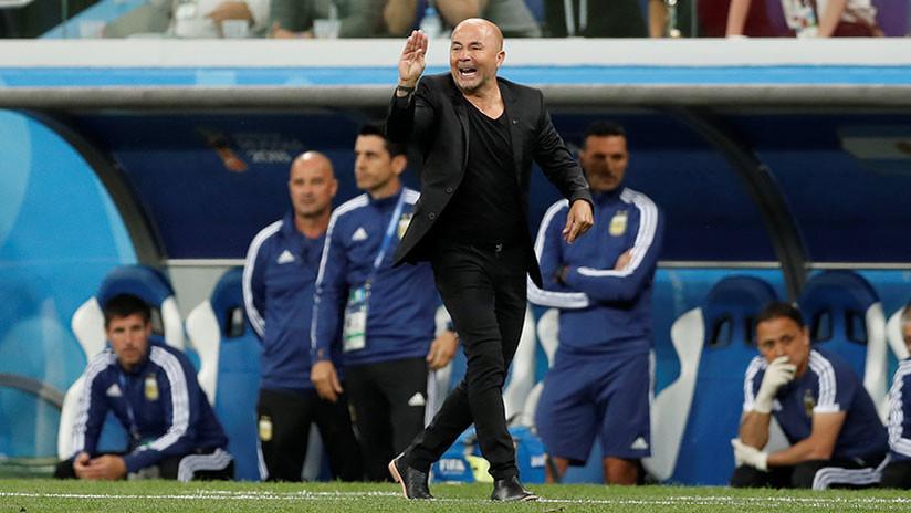 Sampaoli continuará al frente de la selección nacional de Argentina