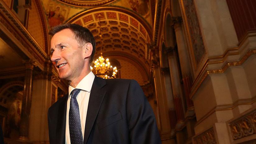 """Rusia espera del Reino Unido """"lucidez política"""" con su nuevo ministro de Exteriores"""