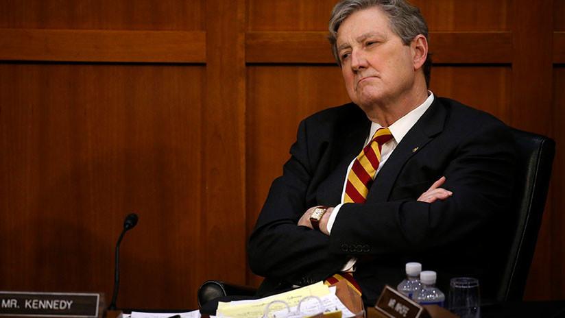 """Senador de EE.UU.: Tratar con el Gobierno ruso es como hacerlo """"con la mafia"""""""