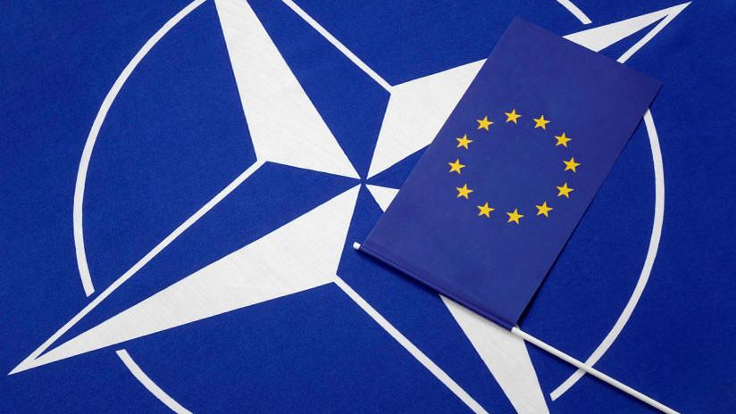 La Unión Europea y la OTAN firman un acuerdo para fortalecer la cooperación