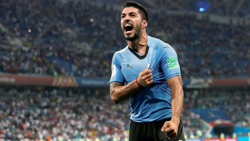 """Luis Suárez afirma que la selección de Uruguay fue """"la mejor de Sudamérica"""""""