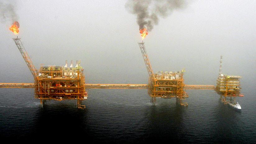 """Irán promete vender """"tanto petróleo cuanto sea posible"""" a pesar de las sanciones de EE.UU."""